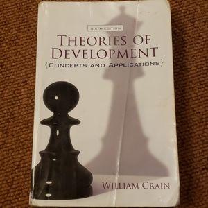 Theories of Development book